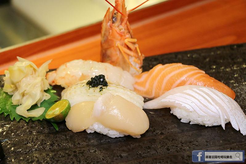大咬和食商社六張犁通化日本料理059