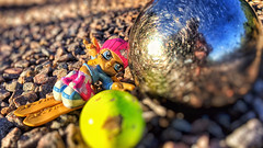 14/08/2016 day 357 : sunset on the part of petanque (shaye.photo@yahoo.fr) Tags: ifttt 500px no person nature color desktop outdoors summer petanque famille family game sunset sunny cochonet bout figurine miss meteo project365 365days 365photos iphone iphone6s iphonephoto shotoniphone missmeteo corrze limousin sudouest