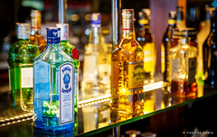 Let's Get Some Drinks (cokdesmara) Tags: bottle drink bar pub fivebarrels kuta bali alcohol alcoholic glamour bright light shiny sparkle fun nightshoot photoshoot photography bokeh bokehmon photo food beverage dof