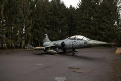 Rust Patrol (UrbexGround) Tags: urbex urban exploration lost mig military plane