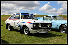 IMG_0264 Ford Escort Rally Car (scotchjohnnie) Tags: croftnostalgiaweekend2016 croftnostalgiaweekend croftnostalgiaevent croftcircuit croft historiccars vehicle motorsport autoracing canon canoneos canon7dmkii canonef24105mmf4lisusm scotchjohnnie ford fordescort