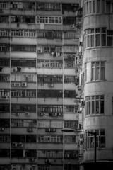 Hong Kong Density~7 (HutchSLR) Tags: hutchslr hongkong heritage canon china chinese city canon5dmarkiii cityscape urban skyline asia density decay