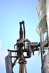 Goold Shapley & Muir Ideal windmill; Queensland, Australia (sarracenia.flava) Tags: goold shapley muir ideal windmill canada toowoomba darling downs queensland australia