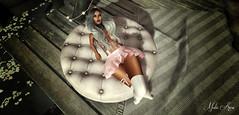Wait my Owner (Mistic Aura) Tags: second life sl avatar mesh 3d love girl women sexy collar