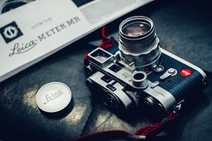Leica M3 Ds & 50DR & Leica MR Meter (Eternal-Ray) Tags: leica m3 mrmeter meter  leitz summicron dr 50mm f2 camera
