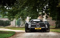 Zonda. (Alex Penfold) Tags: pagani zonda f roadster carbon fibre supercars supercar super car cars autos alex penfold 2016 salon prive 20nda 20 nda