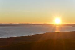 Beautiful morning (AnnaCeciliaa) Tags: morning sweden sun sunrise nikon d3200 forest sky lake beautiful