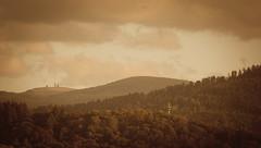 Black Forest (oliko2) Tags: schlossberg schlossbergturm schauinsland feldberg schwarzwald freiburg germany autumn fall landscape blackforest