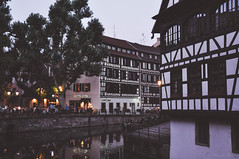 memories of strasbourg. (Nicole Favero) Tags: giallo strasbourg nikon d5000 camera love amazing mine cute awesome forever focus cool crazy bridge nicolefavero photography travel explore throwback germany france places vertical tumblr vintage nature woods adventure