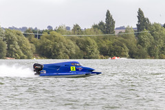 IMG_7428 (Roger Brown (General)) Tags: stewartby powerboat racing club stage for 2016 uim f2 f4 gt15 european championships high octane boating bonanza top racers from across europebedfordshire village battle 3 championship crowns over two day competition 24th september roger brown canon 7d speed boat inland lake