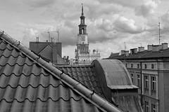 Poznan - Polen (Agentur snapshot-photography) Tags: architecture architektur bauwerke bevlkerung building dach dcher europa gebude poland polen sehenswrdigkeiten sights sightseeing stadt stdte tower turm trme stadtlandschaft himmel wolken poznan pol
