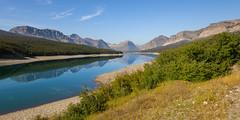 Lake Sherburne (Robert Wash) Tags: montana mt glaciernationalpark manyglacier rockymountains lakesherburne