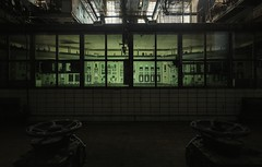 Powerplant (Nils Grudzielski) Tags: lostplaces abandonedplaces decay marode verlasseneorte urbanexploration ruin rotten metal steuerraum powerplant kraftwerk urbex urban