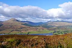 Ben Gullipen, Callander (Pauline Deas) Tags: callander trossachs scotland scottish hills lochs walks rambles loch venachar lubnaig autumn mountains landscape scenery