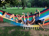 K'UYUY | #bighammocktime (kuyuy.hammocks) Tags: park summer people hammock hängematte hamacas bighammock slacklife bighammocktime
