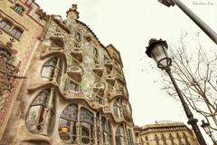Barcellona suggestions (salvatore zizi) Tags: windows building art architecture spain modernism style catalunya antoni barcellona salvatore gaud zizi