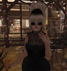 #Look 1116 Love is a game, so let's play?! (shirleyansari) Tags: fashion hair pepper glasses zoom salt sl nails week punci soonsiki