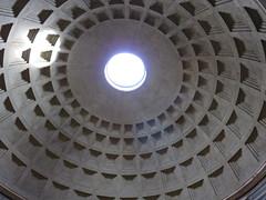 Panthéon : coupole (1)