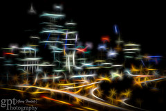Perth Skyline (GPTPhotography) Tags: nature birds canon eos australia perth cbd