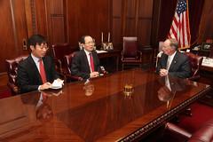 03-06-2015 Meeting with Korean Consul General