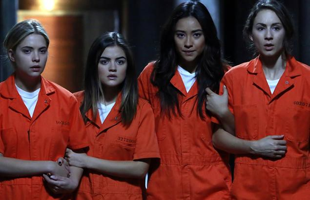 Pretty Little Liars season 5 finale has big A reveal - New York Daily News