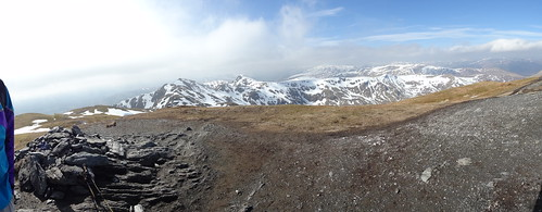View from top of Meall nan Tarmachan (2)