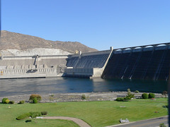 027-04 USA, Washington, Grand Coulee Dam Structure (Aristotle13) Tags: dam columbiariver wa grandcoulee washingtonstate 2007 usavacation