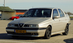 Alfa-Romeo 155 Twinspark 1.8 16V (peterolthof) Tags: alfa romeo alfaromeo 155 alfaromeo155 alfa155 twinspark sidecode5 pvhz61