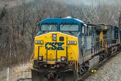 84/365 (Gene1138) Tags: train canon trains wv westvirginia csx canon70d canon28300mmeff3556l