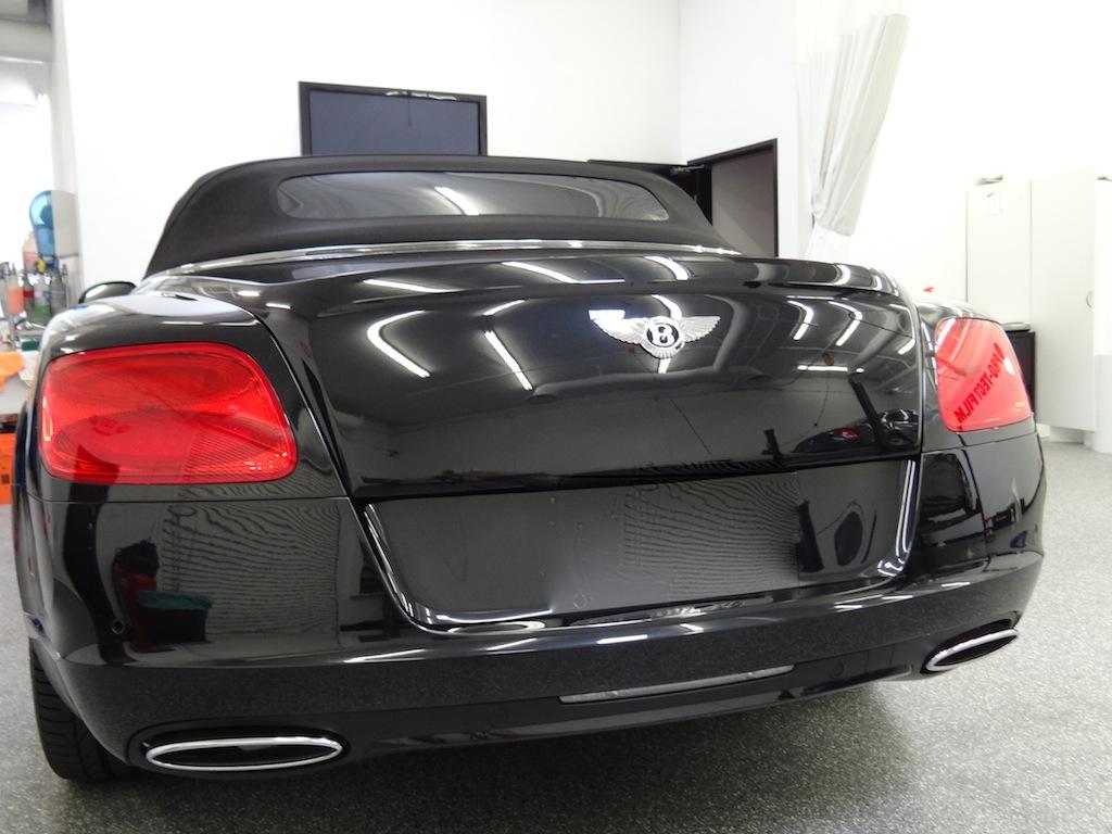 Bentley Gtc 33