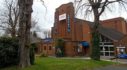 Secombe Theatre,Sutton, Surrey, Greater London 21