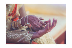 Hold my hand.. (Sanz'Y) Tags: wedding portrait canon groom bride evening couple candid event sanzy