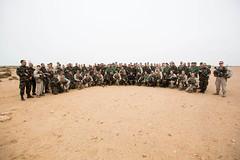 160712-M-AF202-175 (CNE CNA C6F) Tags: usmc marinecorps marines combatcamera comcam exercise 22meu meu marineexpeditionaryunit morocco africansealion moroccan