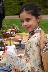 Vaux-le-Vicomte, Journe Grand-Sicle 2016 (Micleg44) Tags: vauxlevicomte seineetmarne maincy iledefrance france chateau grandsicle piquenique djeuner 2016 costume portrait