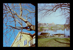 2016-04--05 - Olympus Pen EE - Kodak Ektar 100-09 (sarajoelsson) Tags: city urban color film analog pen spring diptych sweden stockholm snapshot olympus ishootfilm analogue halfframe everydaylife filmgrain vardag 2016 filmphotography penee filmisnotdead halvformat diptyk teamframkallning digitizedwithdslr