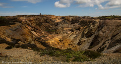 Parys Mountain, Anglesey. (angela.rendell) Tags: mountain wales mine copper anglesey parys