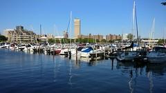 Erie Marina Basin (krishwader) Tags: erie marinebasin canalside buffalo ny