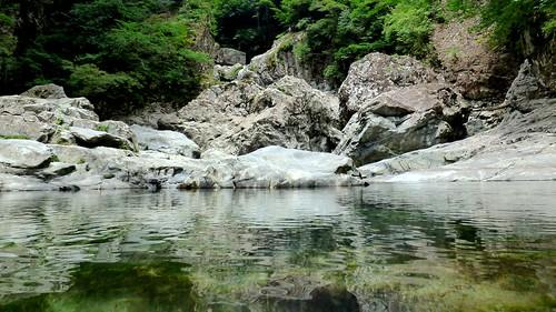 Tenkawa Mitarai Ravine