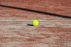 Tennis ([Rirri]) Tags: tennis game ball shadow ombra pallina campo gioco match racchetta canon 100d tuscany toscana