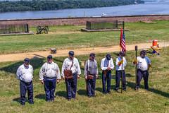 Fort-Washington-43 (vaabus) Tags: fortwashington fortwashingtonmaryland fortwashingtonpark bastion casemate cannon 24poundercannon caponniere civilwardefensesofwashington fortification