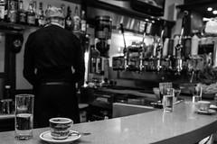 Caff - Napoli (Martok) Tags: napoli neaples granita januarius gennaro love michele pizzeria san saint pizza caff coffee espresso vespa leica monochrom