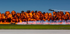 Shockwave Jet Truck - Wall of Fire (Rami Khanna-Prade) Tags: truck aviation jet airforce shockwave unitedstatesairforce lfi avgeek aviationphotography shockwavejettruck planephotography langleyairforcebase langleyfield prattwhitneyj3448 avporn klfi langleyafb airshow airshows langleyairshow hamptonroads airpower apohr2016 apohr2016 airpoweratjble