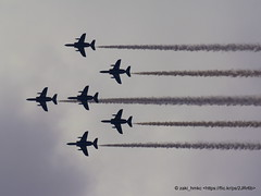 BLUE IMPULSE / Summer Conference 2016 in Yokohama (zaki.hmkc) Tags: yokohama   blueimpulse   2016