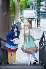 Love Live! (Tumeatcat) Tags: anime cosplay portrait lovelive umi kotori nikon d800