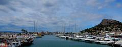 Marina L'Estartit (Meino NL) Tags: espaa haven marina spain mediterranean catalunya costabrava lestartit cataloni middellandsezee