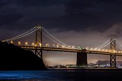 All Alone (Thomas Hawk) Tags: baybridge california sanfrancisco treasureisland usa unitedstates unitedstatesofamerica yerbabuenaisland bridge fav10 fav25 fav50 fav100