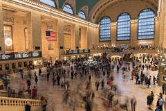 19.52.2016 (k88rock) Tags: grandcentralstation nyc rushhour station