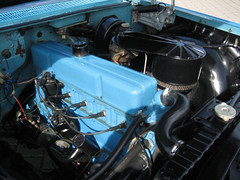 1959 Chevrolet Bel Air Sport Sedan (Hipo 50's Maniac) Tags: 1959 chevrolet bel air sport sedan 4door hardtop