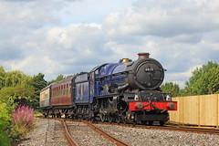 King Edward II (Treflyn) Tags: gwr king class 460 6023 kingedwardii didcot railway centre oxfordshire