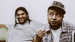 Kamuxita & Profeta (Jonathan Fernandes.) Tags: rap nossa conferncia diadema organizao qi submundo90 profeta projeto pandora